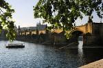 Karlův most ze staroměstského břehu, foto: Libor Sváček, archiv Vydavatelství MCU s.r.o.