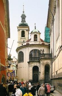 Italienische Kapelle (Vlašská kaple), Foto: Libor Sváček, archiv Vydavatelství MCU s.r.o.