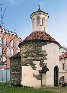 Rotunda sv. Longina, foto: Libor Sváček, archiv Vydavatelství MCU s.r.o.