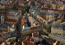 Okolí Dlouhé a Dušní ulice, foto: Libor Sváček, archiv Vydavatelství MCU s.r.o.