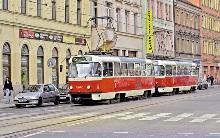 Tramvaj, foto: Libor Sváček, archiv Vydavatelství MCU s.r.o.