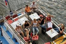 Lodní doprava v Praze, foto: Libor Sváček, archiv Vydavatelství MCU s.r.o.