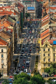 When visiting Prague it is better to leave the car outside the centre and to use public transport, photo by: Libor Sváček, archiv Vydavatelství MCU s.r.o.