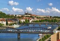 Panorama del Castillo de Praga,  Libor Sváček, archiv Vydavatelství MCU s.r.o.