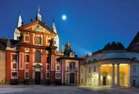 Svatojiřské náměstí na Pražském hradě, foto: Libor Sváček, archiv Vydavatelství MCU s.r.o.