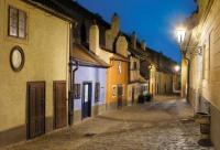 Golden Lane at Prague Castle, photo by: Libor Sváček, archiv Vydavatelství MCU s.r.o.