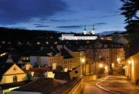 Pohled ke Strahovskému klášteru, foto: Libor Sváček, archiv Vydavatelství MCU s.r.o.