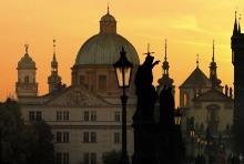 Cathedral of St. Francis (J. B. Mathey, 1680-89), photo by: Libor Sváček, archiv Vydavatelství MCU s.r.o.