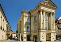Estates Theatre (1781 – 83), photo by: Libor Sváček, archiv Vydavatelství MCU s.r.o.