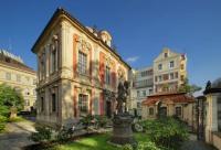 Villa Amerika (1712 – 20) – Dvořák Museum, photo by: Libor Sváček, archiv Vydavatelství MCU s.r.o.