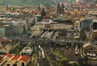 Estación de tren de Masaryk,  Libor Sváček, archiv Vydavatelství MCU s.r.o.