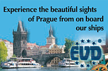 Prague river cruises – popular Prague tourist attractions