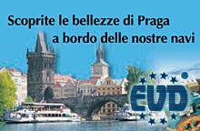Escursioni di Praga in nave e in battello