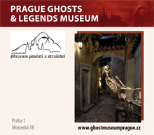Prag Ghost & Legends Museum