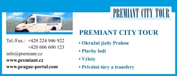 Premiant City Tour