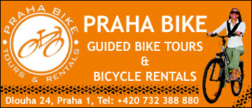 PRAHA BIKE - guided bike tours & bicycle rentals