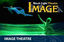 Black Light Theatre IMAGE Prague