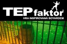 TEPfaktor - hra inspirovaná Boyardem