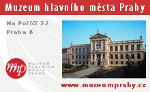 Muzeum hlavniho města Prahy, zdroj: Vydavatelství MCU s.r.o.