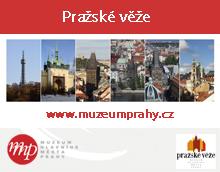 Pražské věže - Muzeum hl. města Prahy