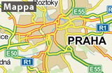 Prague on the Map_ITA, source: mapy.cz
