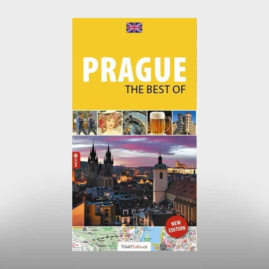 "Prague guide ""The Best of"""