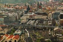 Masarykovo nádraží, foto: Libor Sváček, archiv Vydavatelství MCU s.r.o.