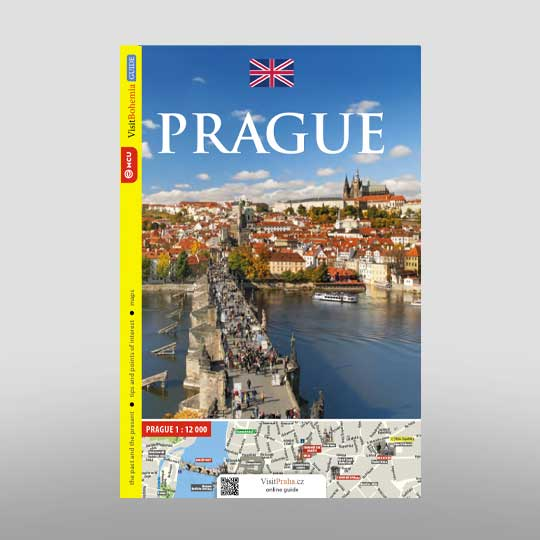 A5-sized Pocket Guide to Prague
