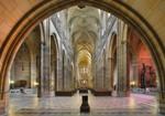 Interiér svatovítské katedrály, foto: Libor Sváček, archiv Vydavatelství MCU s.r.o.