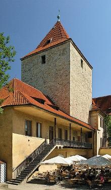 Černá věž, foto: Libor Sváček, archiv Vydavatelství MCU s.r.o.