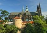 Věž Mihulka (kolem 1500), foto: Libor Sváček, archiv Vydavatelství MCU s.r.o.