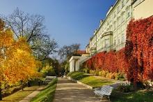 Na Valech garden, photo by: Libor Sváček, archiv Vydavatelství MCU s.r.o.