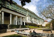 South Gardens - Bellevue Pavilion, photo by: Libor Sváček, archiv Vydavatelství MCU s.r.o.